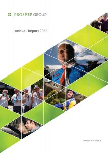 Download and Read the Prosper Group 2015 Annual Report