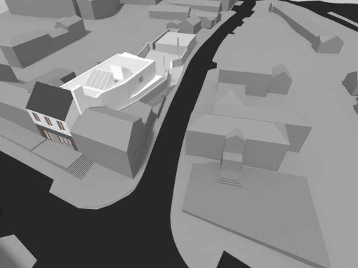 Watergate Street Development